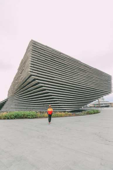Discovering Two Scottish Gems - The V&A Dundee And The Magnificent Glamis Castle (3)