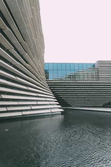 Discovering Two Scottish Gems - The V&A Dundee And The Magnificent Glamis Castle (4)