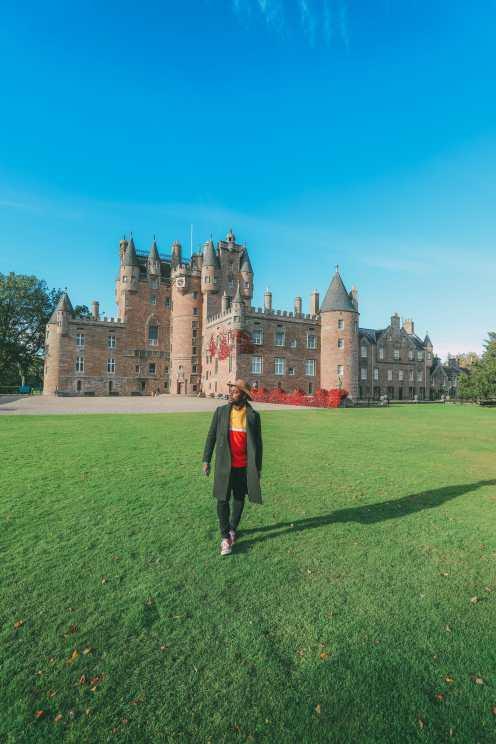 Discovering Two Scottish Gems - The V&A Dundee And The Magnificent Glamis Castle (35)