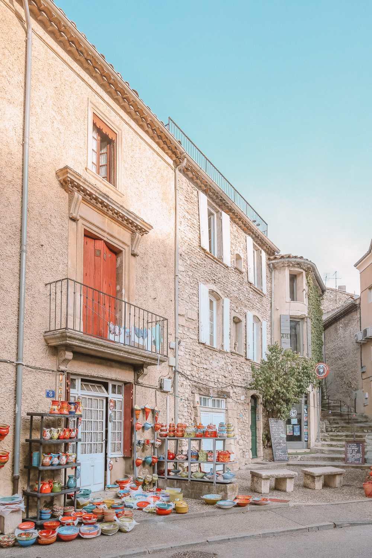 Exploring Provence: Mont Ventoux, Séguret And Dentelles de Montmirail