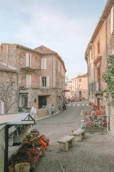 Exploring Provence: Mont Ventoux, Séguret And Dentelles de Montmirail (13)