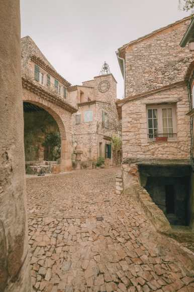 The Pretty Little Villages Of Provence, France (41)