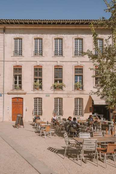 24 Hours Visiting Avignon, Provence (67)
