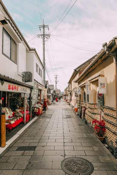 The Aru Ressha Sweet Train, Pretty Little Mamedamachi And A Night In Fukuoka, Japan (33)