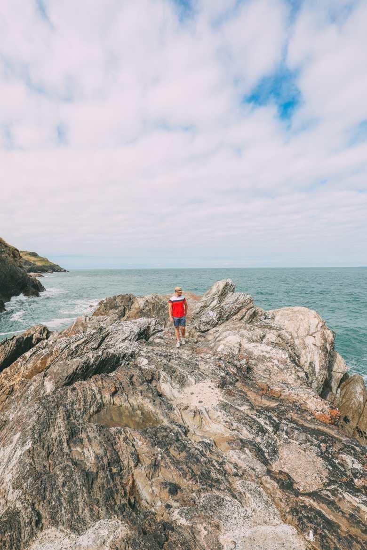 The Absolutely Dramatic Coastline Of Devon, England (12)