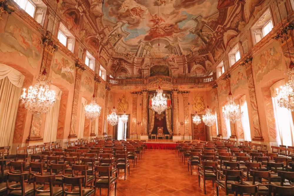 The Beautiful Baroque Ludwigsburg Palace... In Stuttgart, Germany (52)