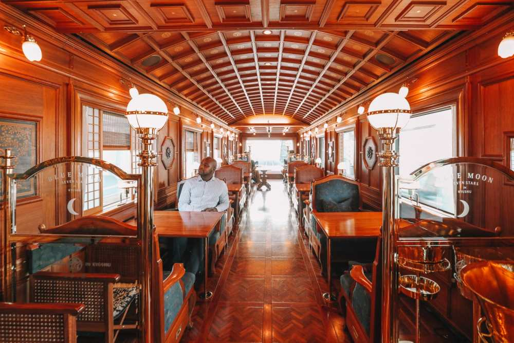 Seven Stars In Kyushu - One Of The Most Luxurious Train Journeys In The World (6)