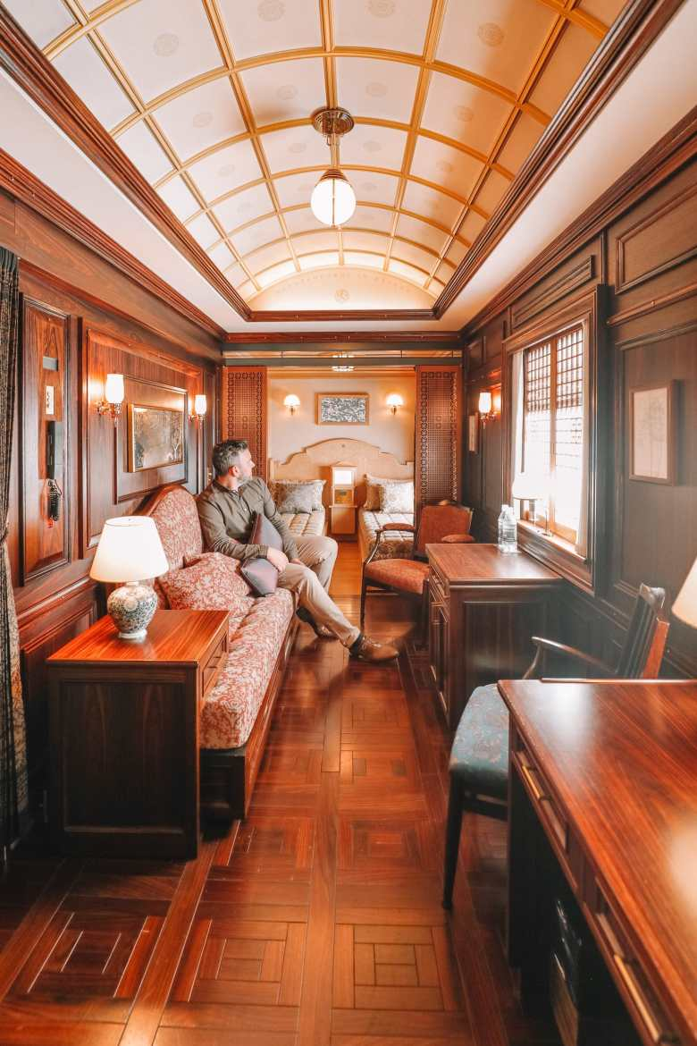 Seven Stars In Kyushu - One Of The Most Luxurious Train Journeys In The World (14)
