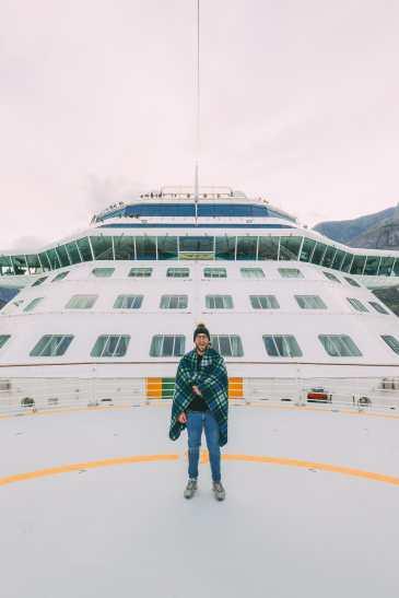 Sailing The Impressive Tracy Arm And Endicott Arm Fjord To The Dawes Glacier, Alaska (28)