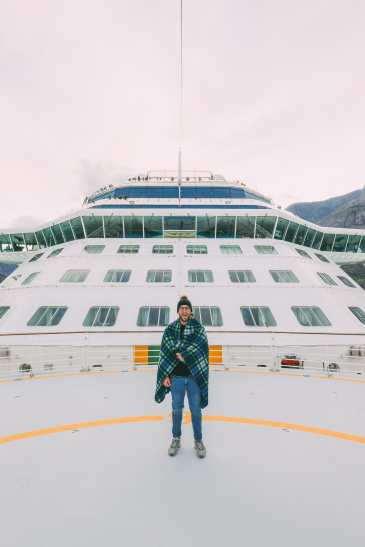 Sailing The Impressive Tracy Arm And Endicott Arm Fjord To The Dawes Glacier, Alaska (28)