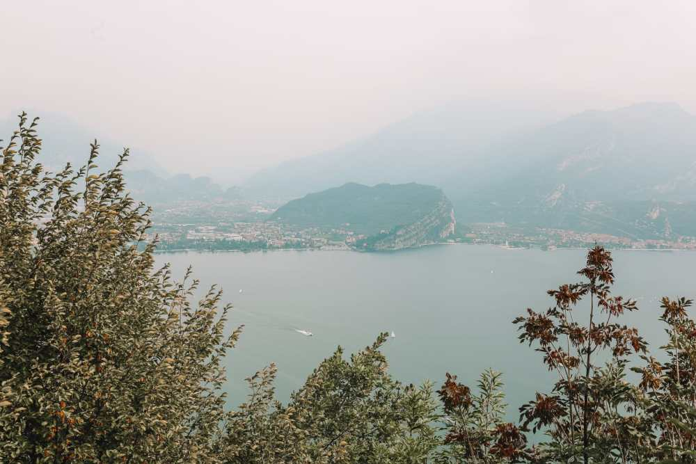 A Day By Lake Garda... In Trentino, Italy (1)
