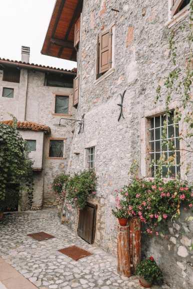 The Beautiful Lago Di Tenno, Cascate Del Varone And Completing A Via Ferrata In Lake Garda, Italy (5)