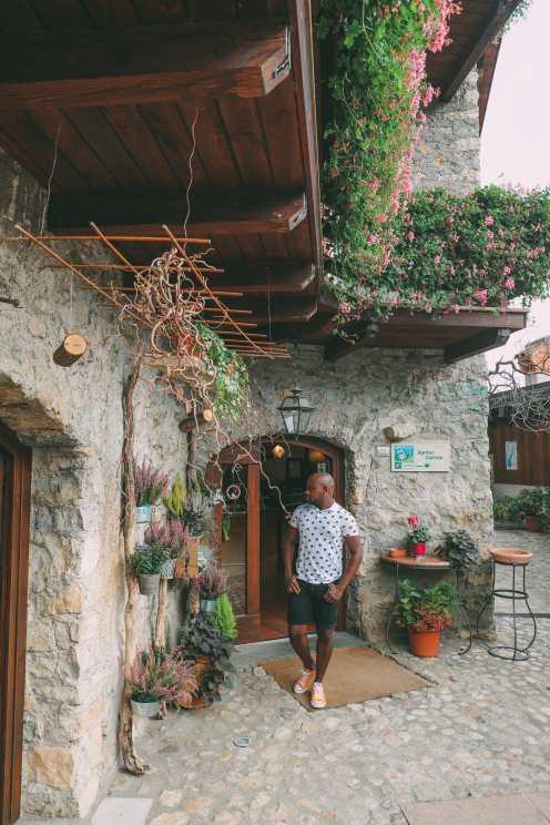 The Beautiful Lago Di Tenno, Cascate Del Varone And Completing A Via Ferrata In Lake Garda, Italy (16)
