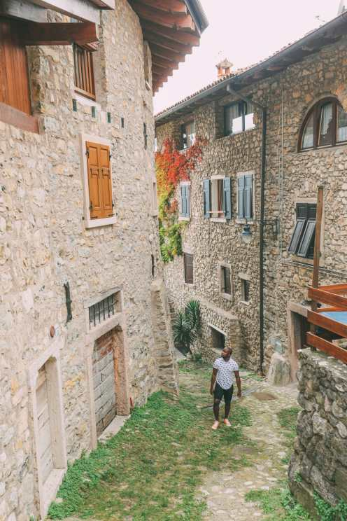 The Beautiful Lago Di Tenno, Cascate Del Varone And Completing A Via Ferrata In Lake Garda, Italy (20)