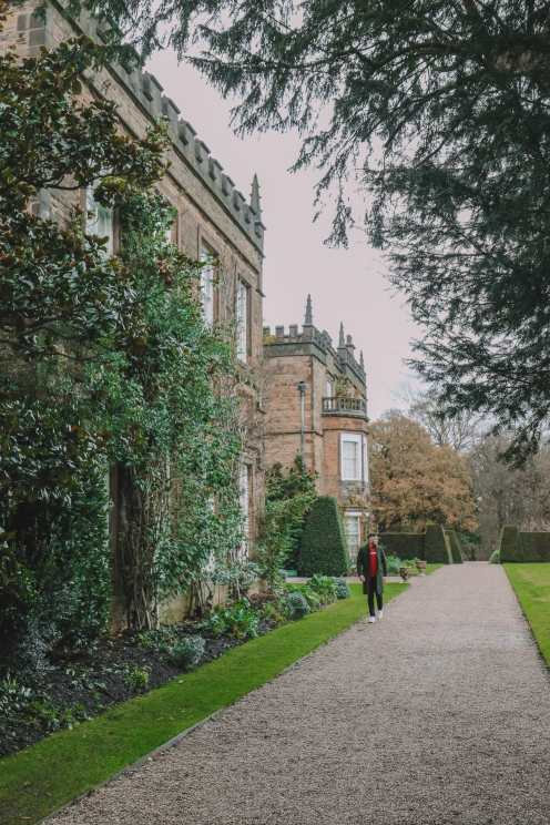 Finding Robin Hood's Bow And Safari Lodging In The Peak District, England (9)