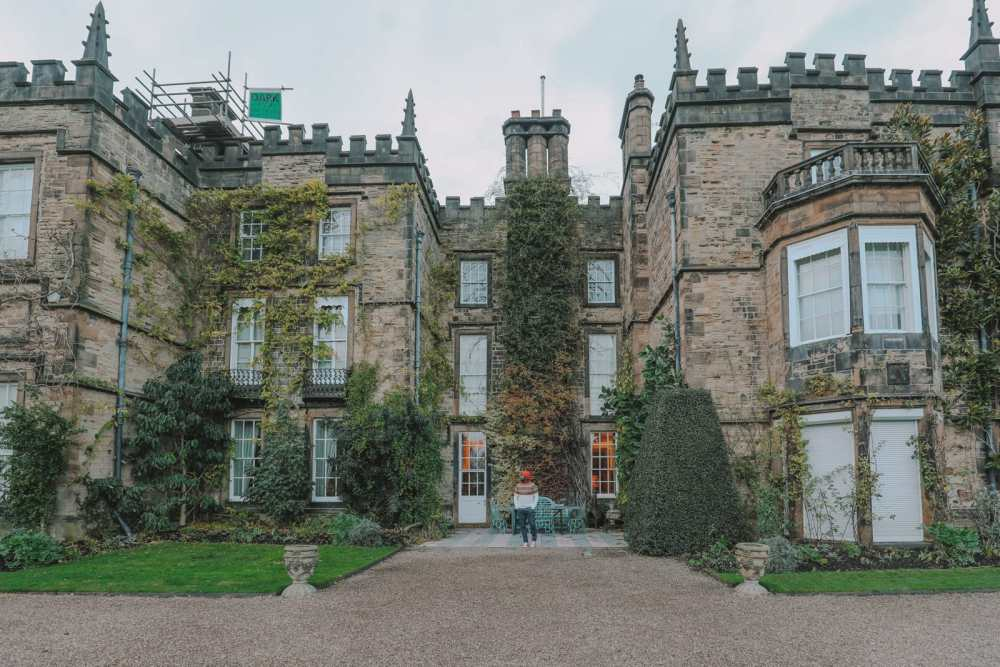 Finding Robin Hood's Bow And Safari Lodging In The Peak District, England (6)