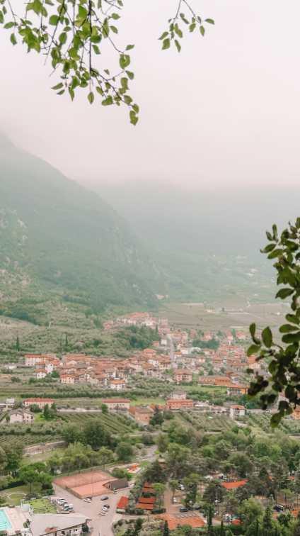 The Beautiful Lago Di Tenno, Cascate Del Varone And Completing A Via Ferrata In Lake Garda, Italy (50)