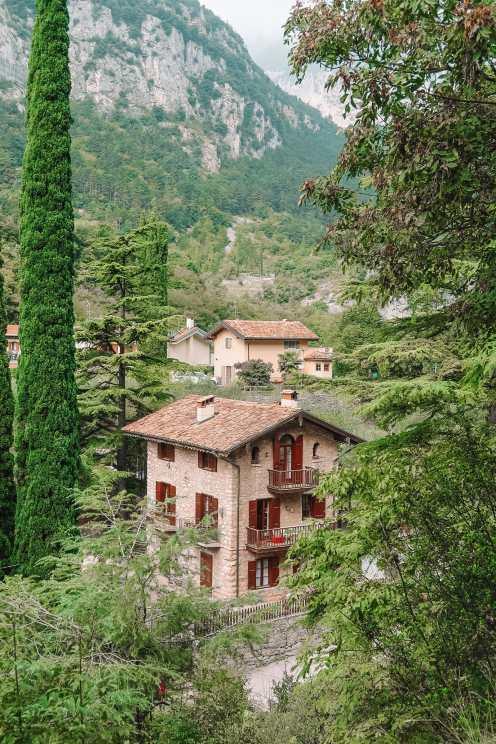 The Beautiful Lago Di Tenno, Cascate Del Varone And Completing A Via Ferrata In Lake Garda, Italy (62)