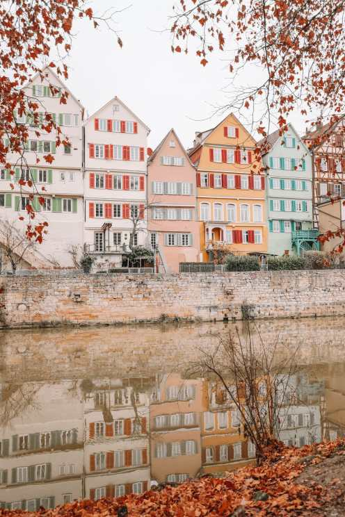 The Colourful Ancient City Of Tubingen, Germany (3)