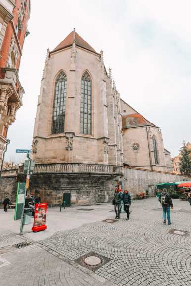 The Colourful Ancient City Of Tubingen, Germany (7)