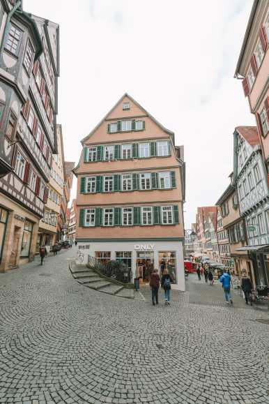 The Colourful Ancient City Of Tubingen, Germany (19)