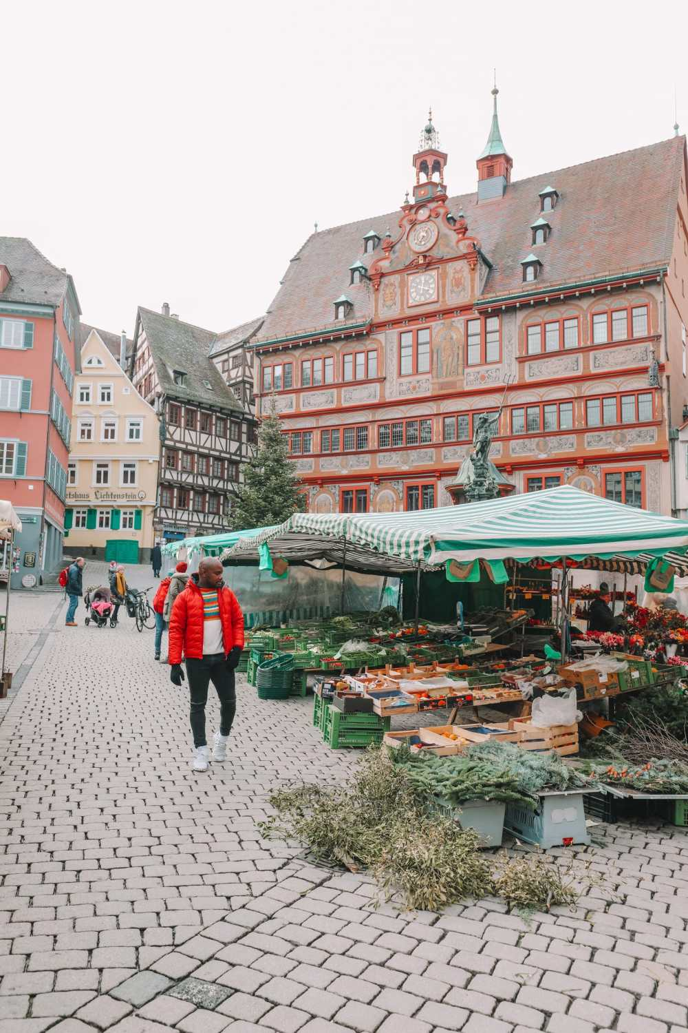 The Colourful Ancient City Of Tubingen, Germany (21)