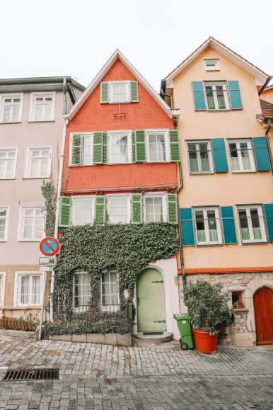 The Colourful Ancient City Of Tubingen, Germany (25)