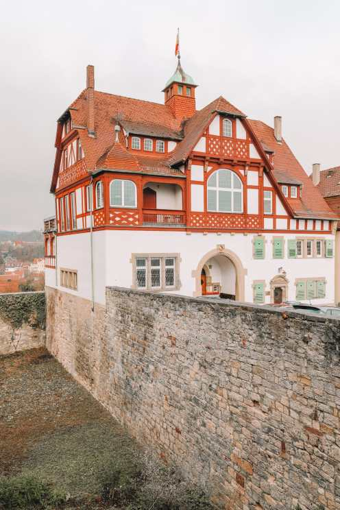 The Colourful Ancient City Of Tubingen, Germany (28)