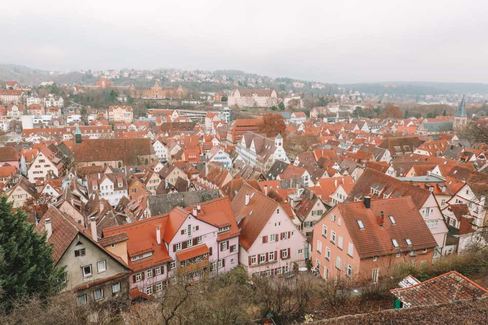 The Colourful Ancient City Of Tubingen, Germany (42)