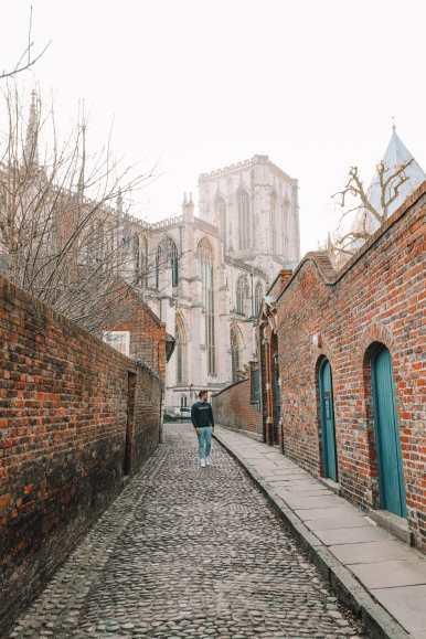 Exploring The Beautiful Ancient City Of York, England (15)