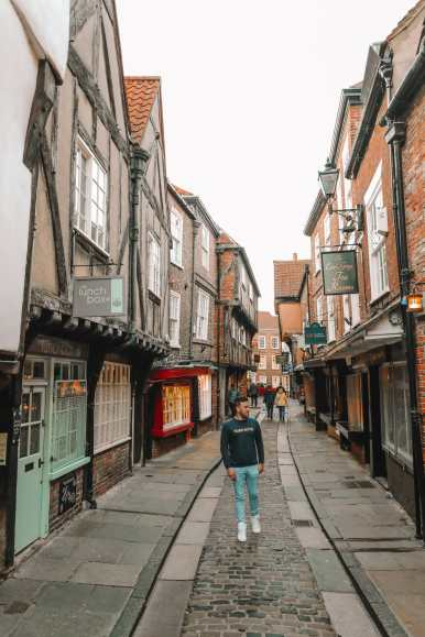Exploring The Beautiful Ancient City Of York, England (44)
