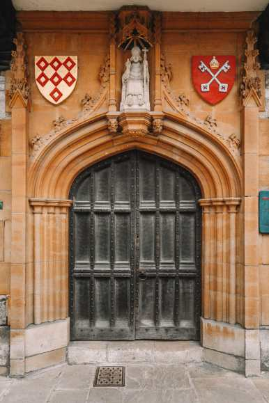 Taking A Step Back Into The Past In York, England (4)