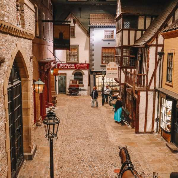 Taking A Step Back Into The Past In York, England (27)