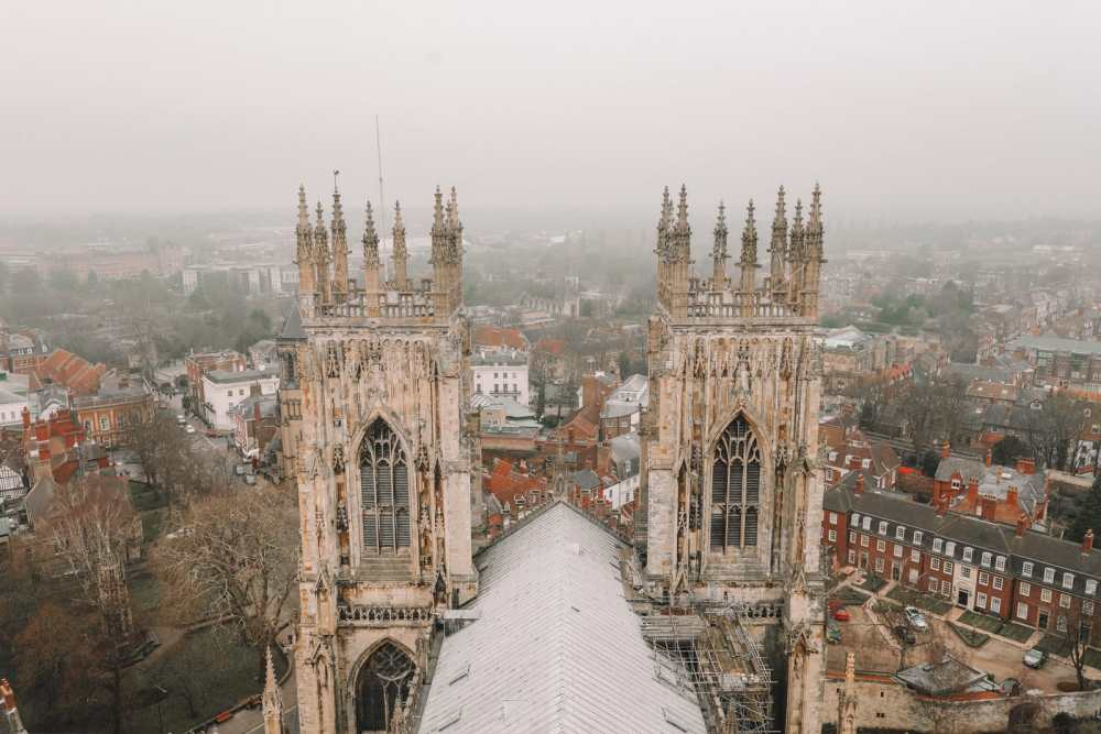 Finding The Very Best View In York At York Minster (11)