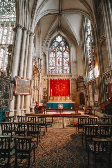 Finding The Very Best View In York At York Minster (17)