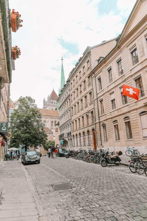 The Beautiful Old Town Of Geneva, Switzerland (3)