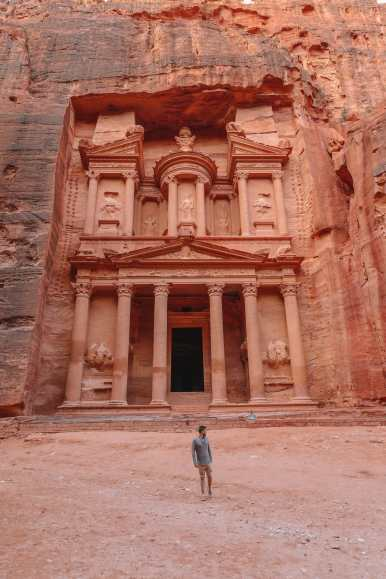 What Is It Like To Visit Petra In Jordan For The First Time? (12)