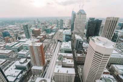 Finding The Best View In Calgary + Where To Eat For Lunch And Dinner (13)