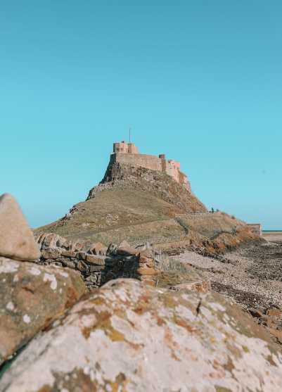 Visiting the Holy Island of Lindisfarne, England (26)