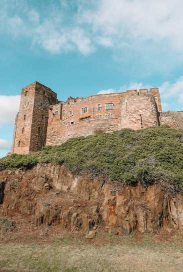 Visiting The Beautiful Bamburgh Castle & Farne Islands, England (80)