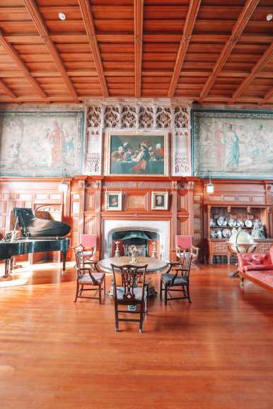 Visiting The Beautiful Bamburgh Castle & Farne Islands, England (72)