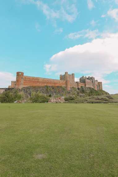 Visiting The Beautiful Bamburgh Castle & Farne Islands, England (50)