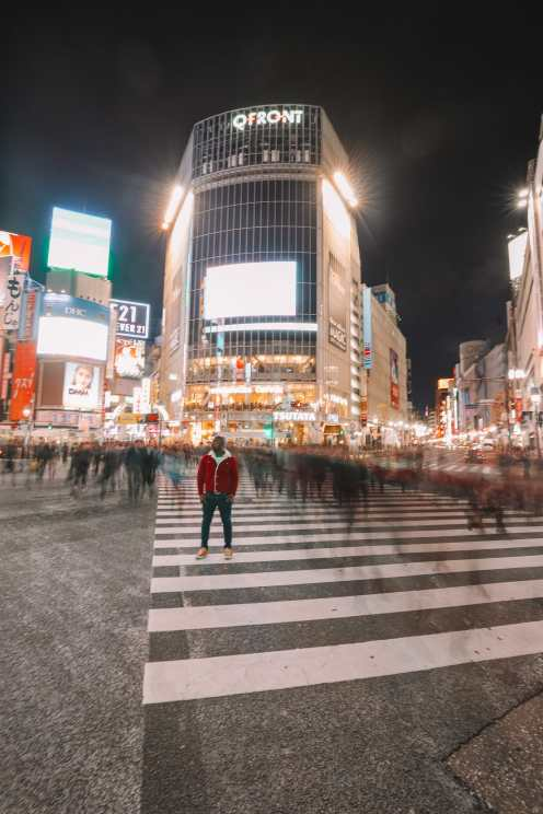 Photos And Postcards From Tokyo, Japan (1)