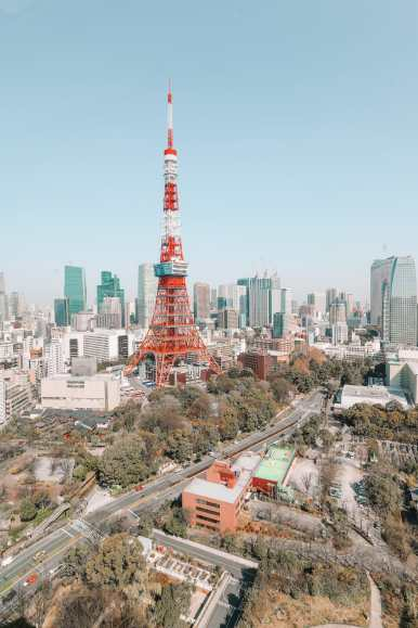 Photos And Postcards From Tokyo, Japan (8)