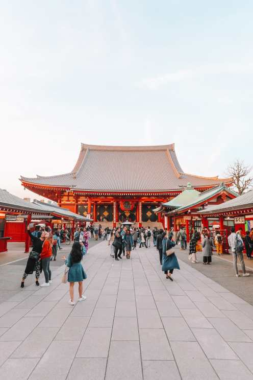 Photos And Postcards From Tokyo, Japan (10)