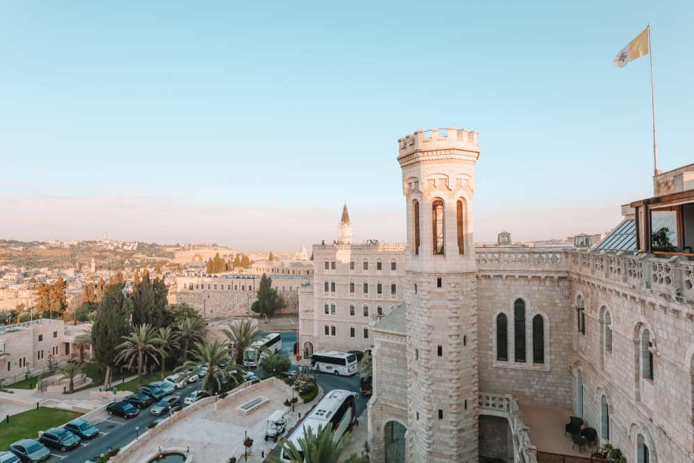 An Introduction To The Ancient City Of Jerusalem (10)