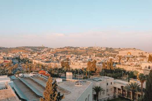 An Introduction To The Ancient City Of Jerusalem (11)