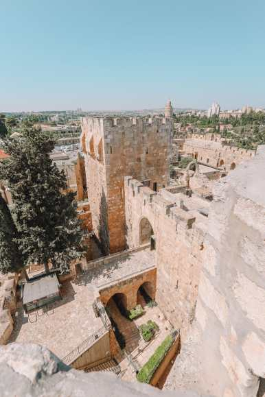 An Introduction To The Ancient City Of Jerusalem (40)