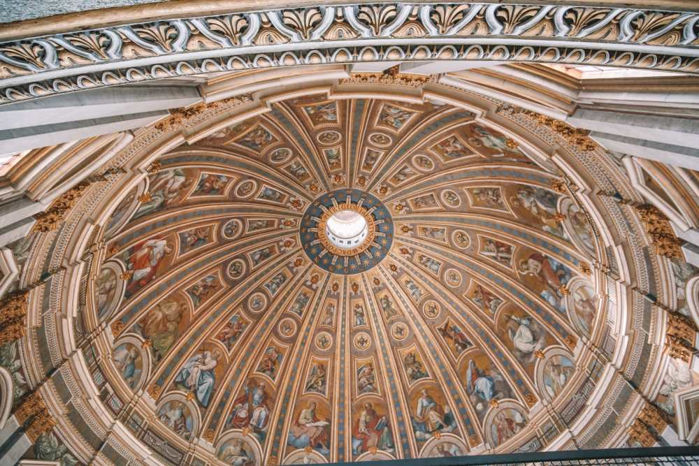 The Magnificent St Peter's Basilica In The Vatican City, Rome (14)