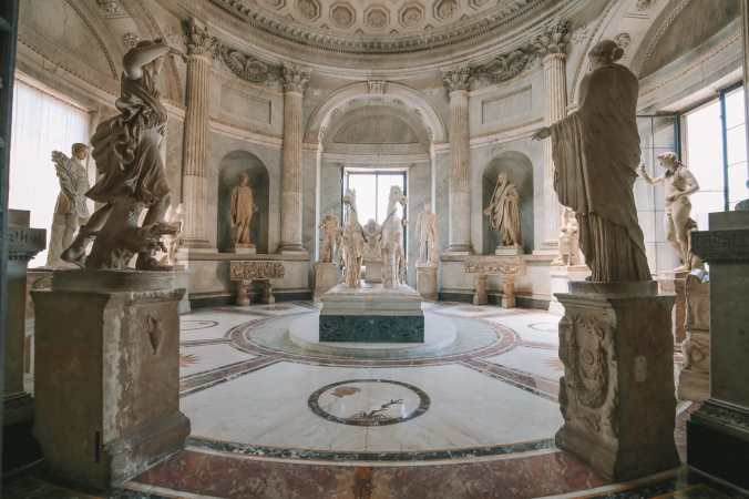 Exploring Vatican City And The Sistine Chapel, Rome (22)